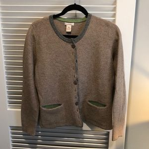Sundance cute wool cardigan sweater